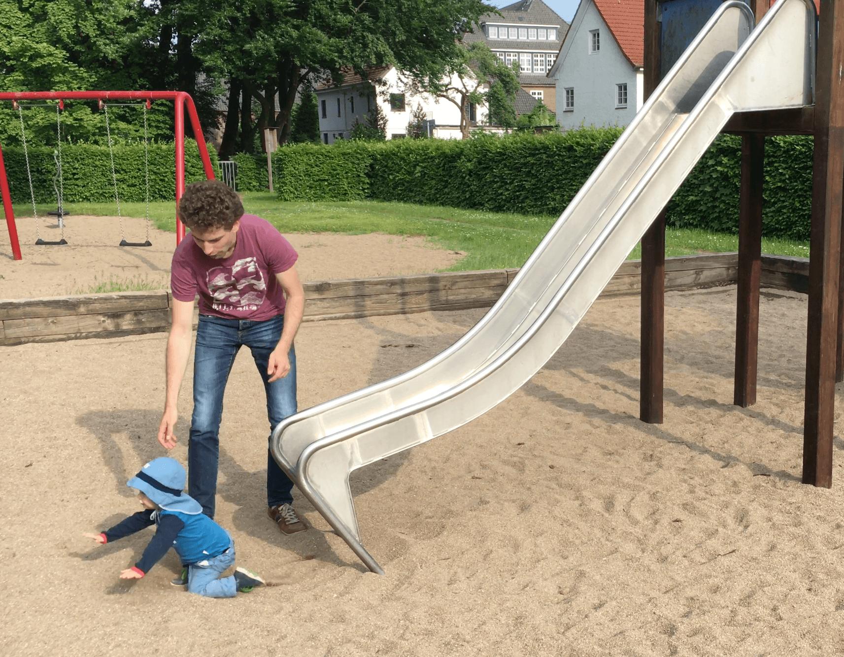 Vater-Tochter-Spielen Spiele