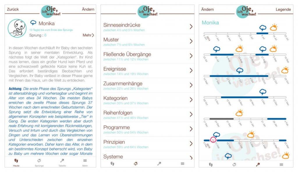 Baby-Apps: Die besten Apps für Eltern zur Babyentwicklung & Co.