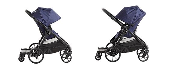 Baby Jogger City Premier beide Fahrtrichtungen