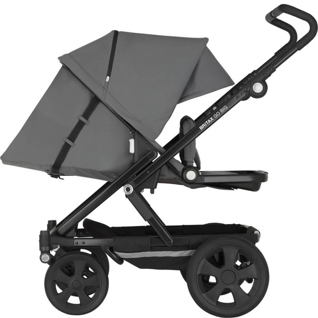 britax go big kinderwagen babyartikelcheck. Black Bedroom Furniture Sets. Home Design Ideas