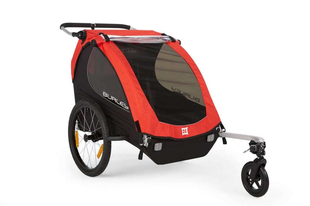 Burley Honey Bee als Buggy