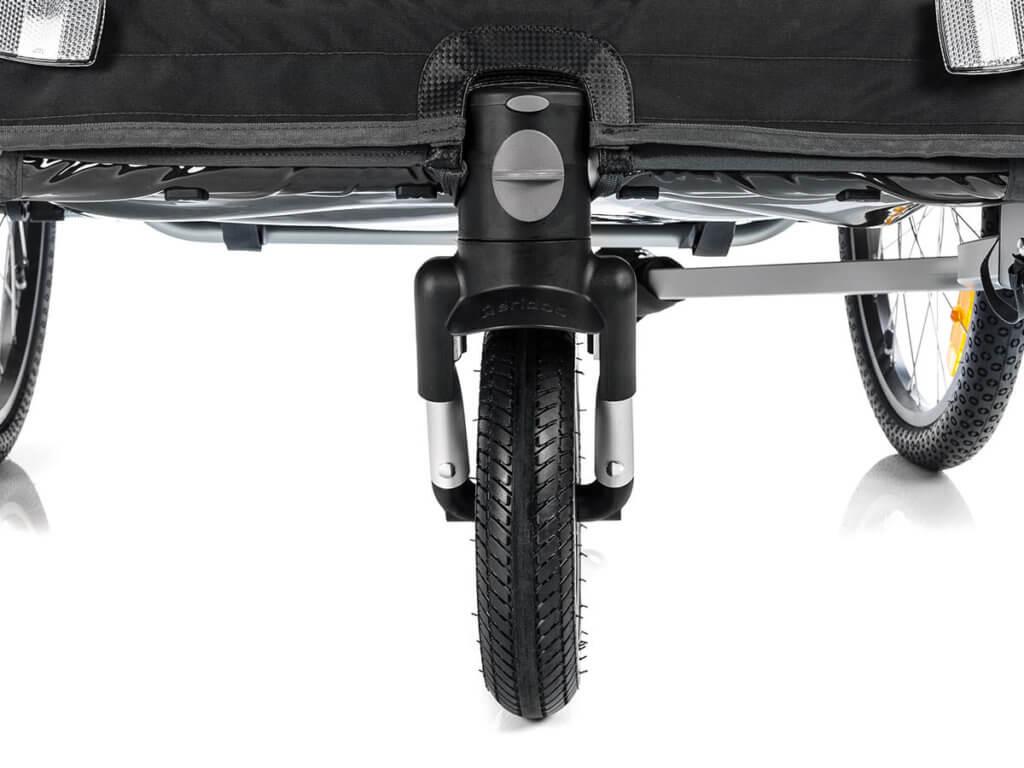 Qeridoo Sportrex2 Buggyrad