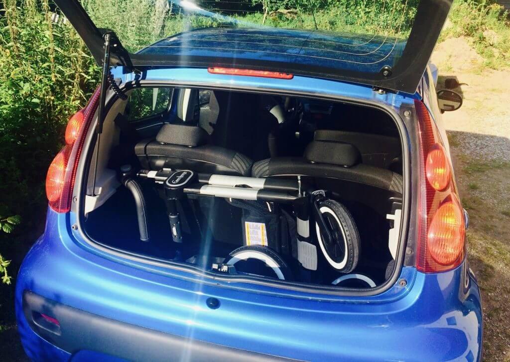 Kofferraum-Check: Welcher Kinderwagen passt in mein Auto?
