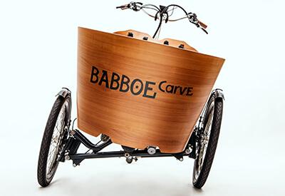 Babboe Carve-E Carve Neigung