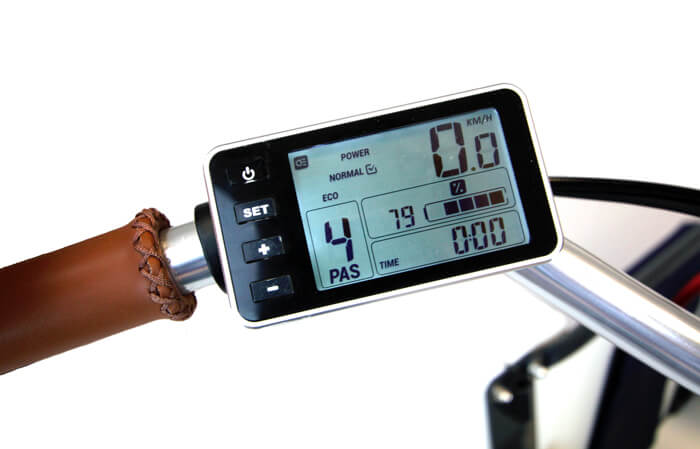 Babboe Curve-E Display