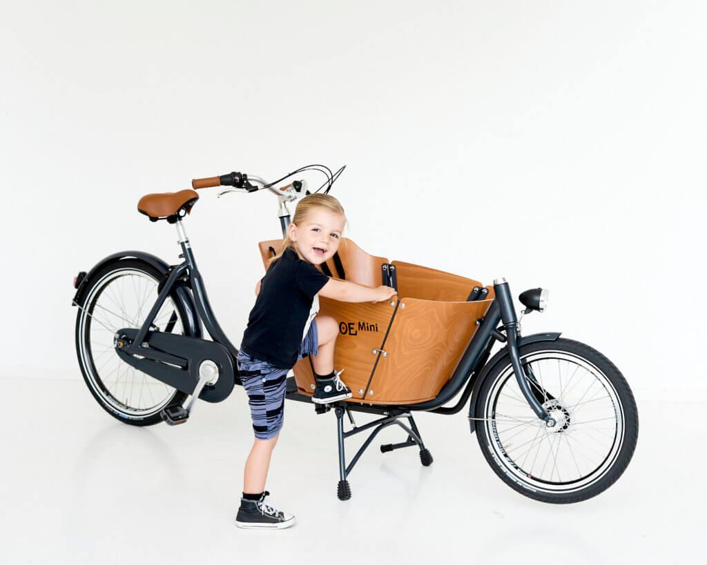 Babboe Mini Einstieghilfe für Kinder