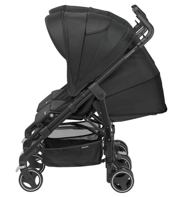 Maxi Cosi Dana For2 Liegeposition