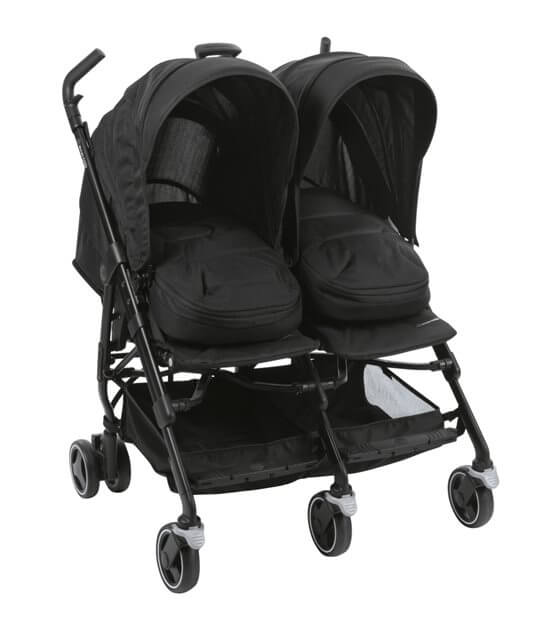 Maxi Cosi Dana For2 mit Baby Cocoon