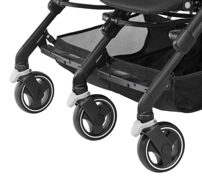 Maxi Cosi Dana For2 schwenkbare Vorderräder