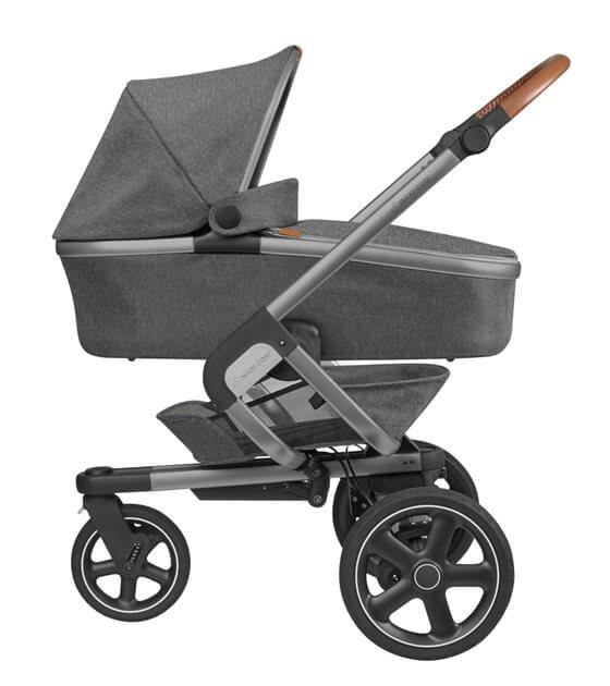 Maxi Cosi Nova 3-Rad mit Babywanne