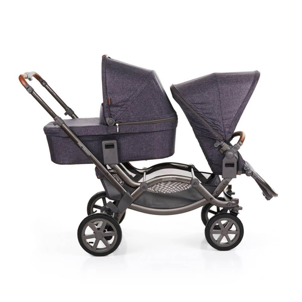 ABC Design Zoom Air mit Babywanne und Sitz