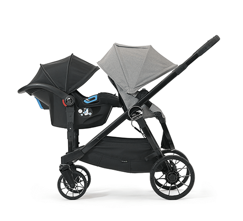 Baby Jogger City Select  LUX Babyschale und Sitz