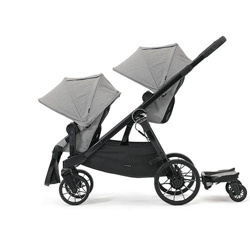 Baby Jogger City Select  LUX mit zwei Sitzen