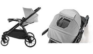 Baby Jogger City Select  LUX Sichtfenster