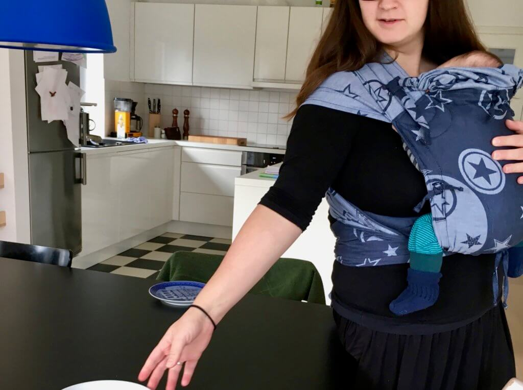 Fidella Fly Tai Babysize Tragehilfe im Test
