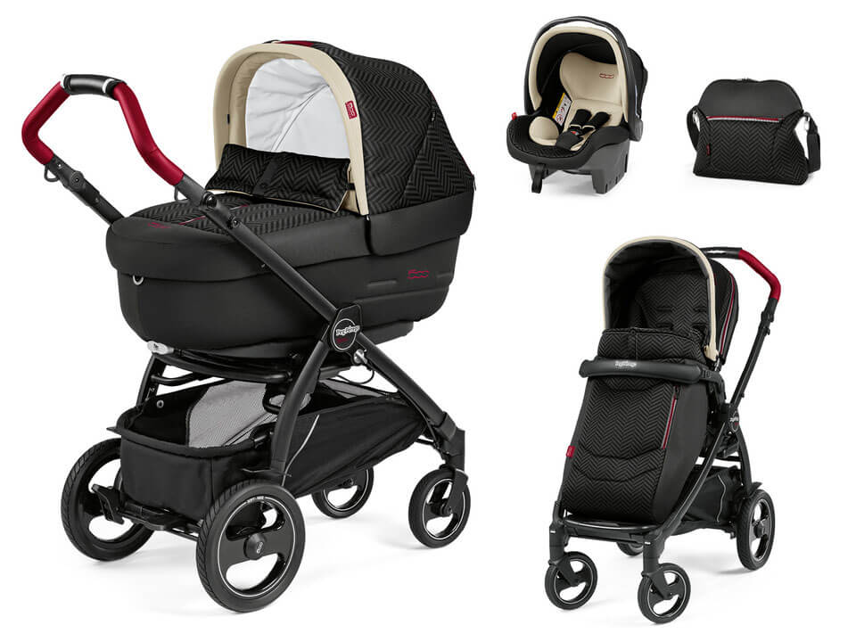 Peg Pérego Book 500 Elite Modular Kinderwagen