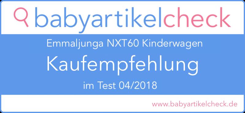 kaufempfehlung emmaljunga nxt60