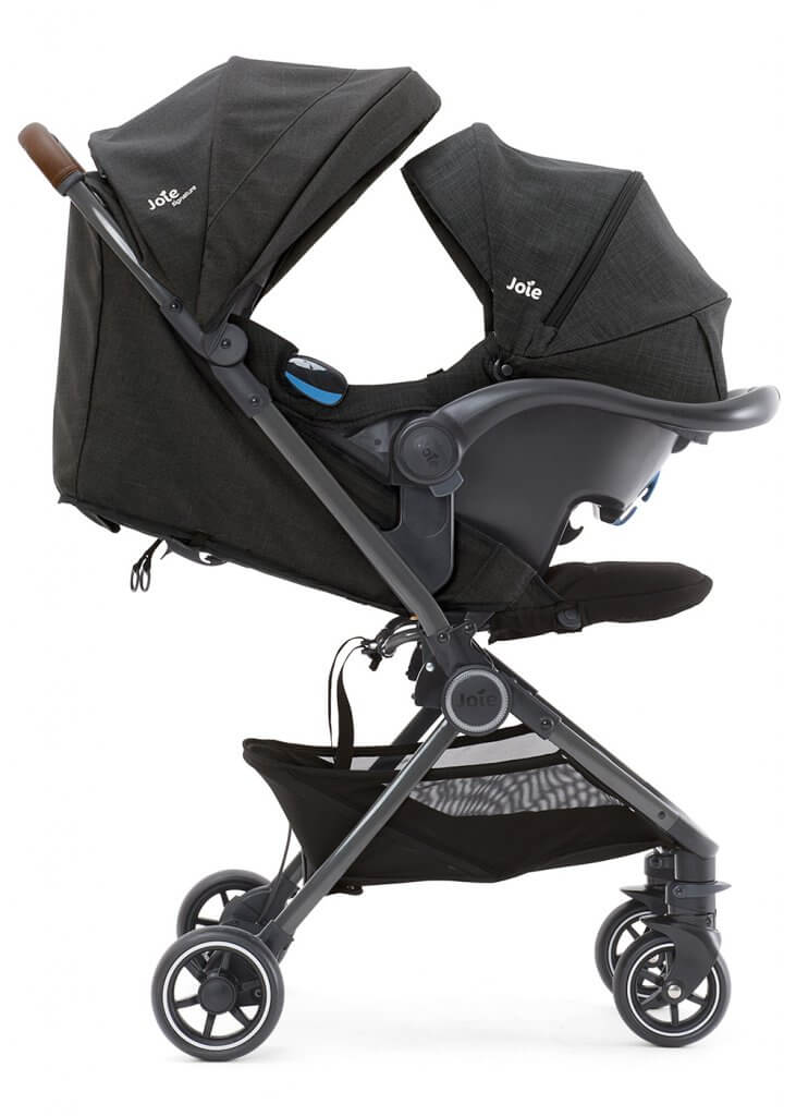 Joie Pact Flex Signature babyschale