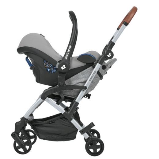 Maxi Cosi Laika mit Babyschale