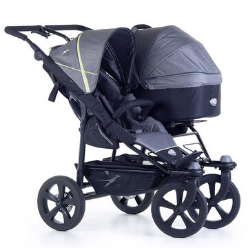 TFK Twin Trail 2 Twin Carrycot
