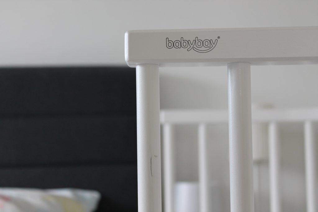 Babybay Boxspring Macke