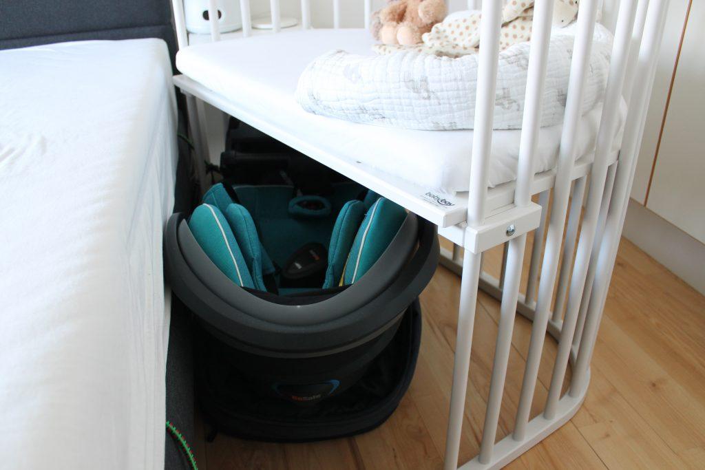 Babybay Boxspring Stauraum