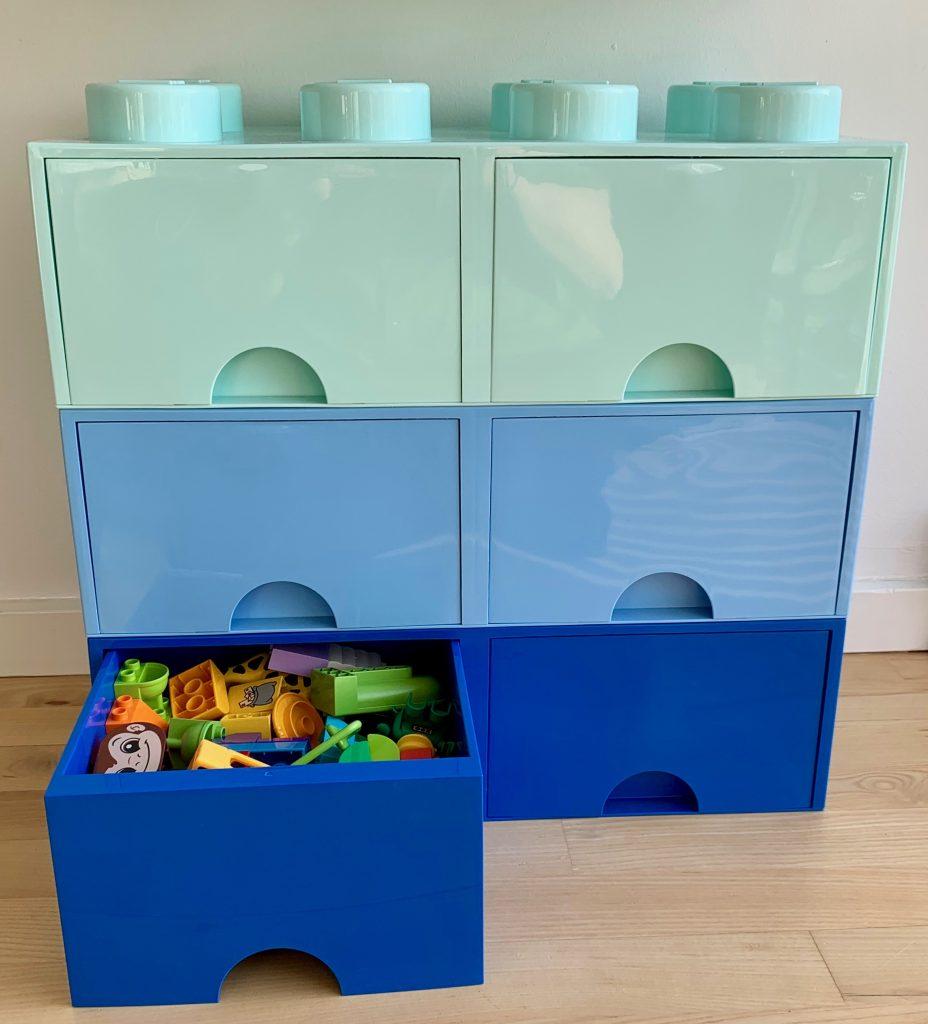 Lego Aufbewahrungsbox im Test