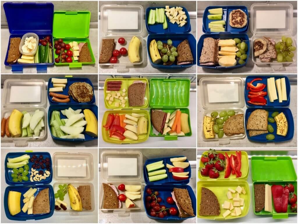 Ideen für eine spannende Lunchbox für Kita und Kindergarten