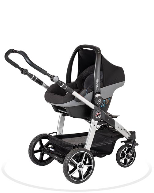 Hartan Racer GT Babyschale