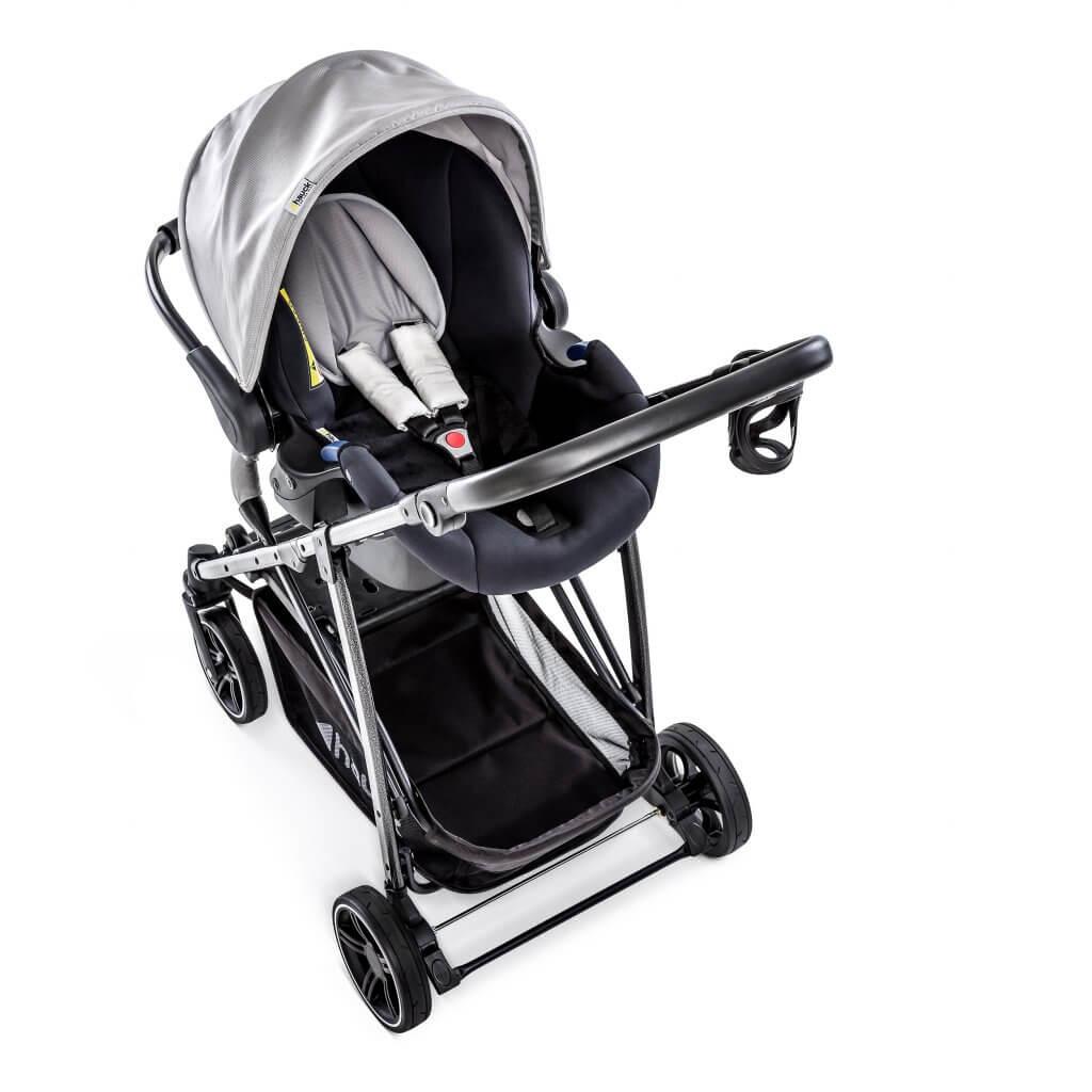 Hauck Rapid 4S Plus Trioset mit babyschale