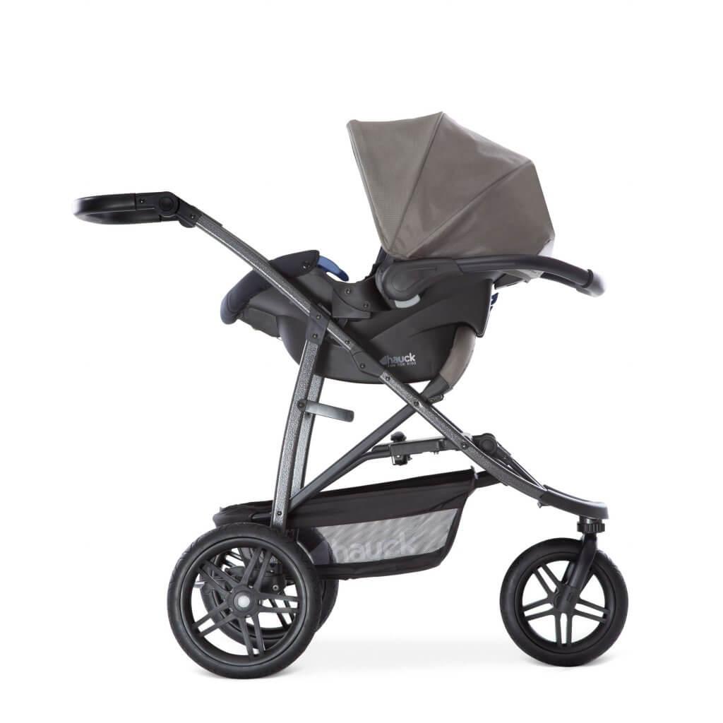 Hauck Rapid 3R mit Babyschale