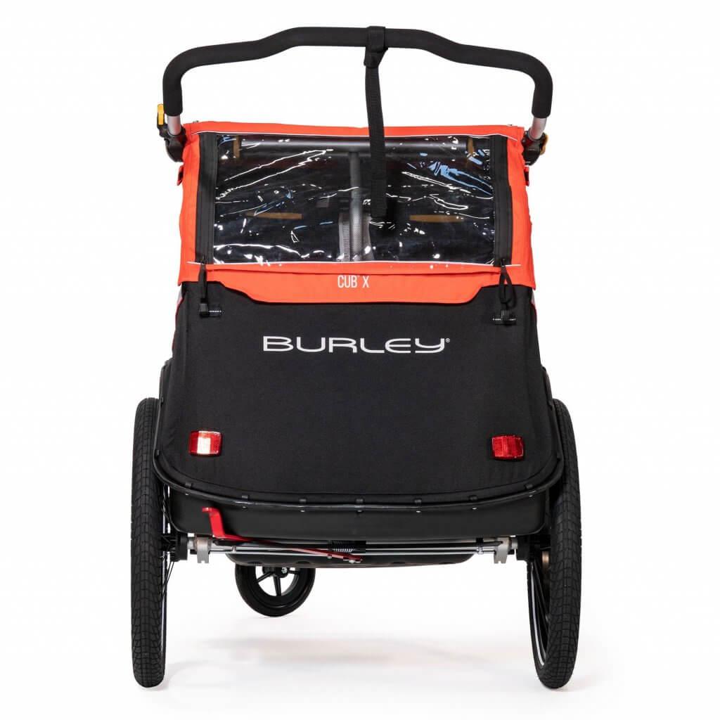 Burley Cub X Rückansicht