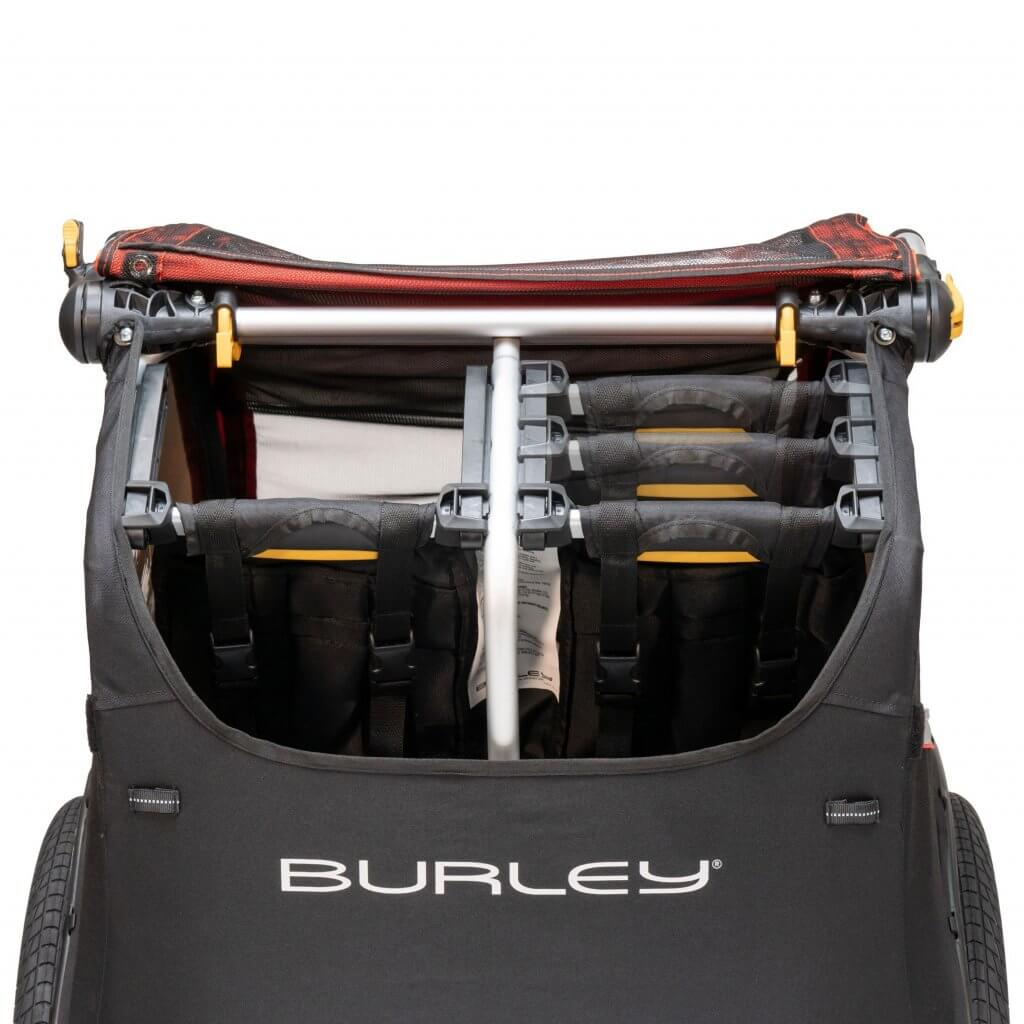 Burley Cub X Rückenlehne