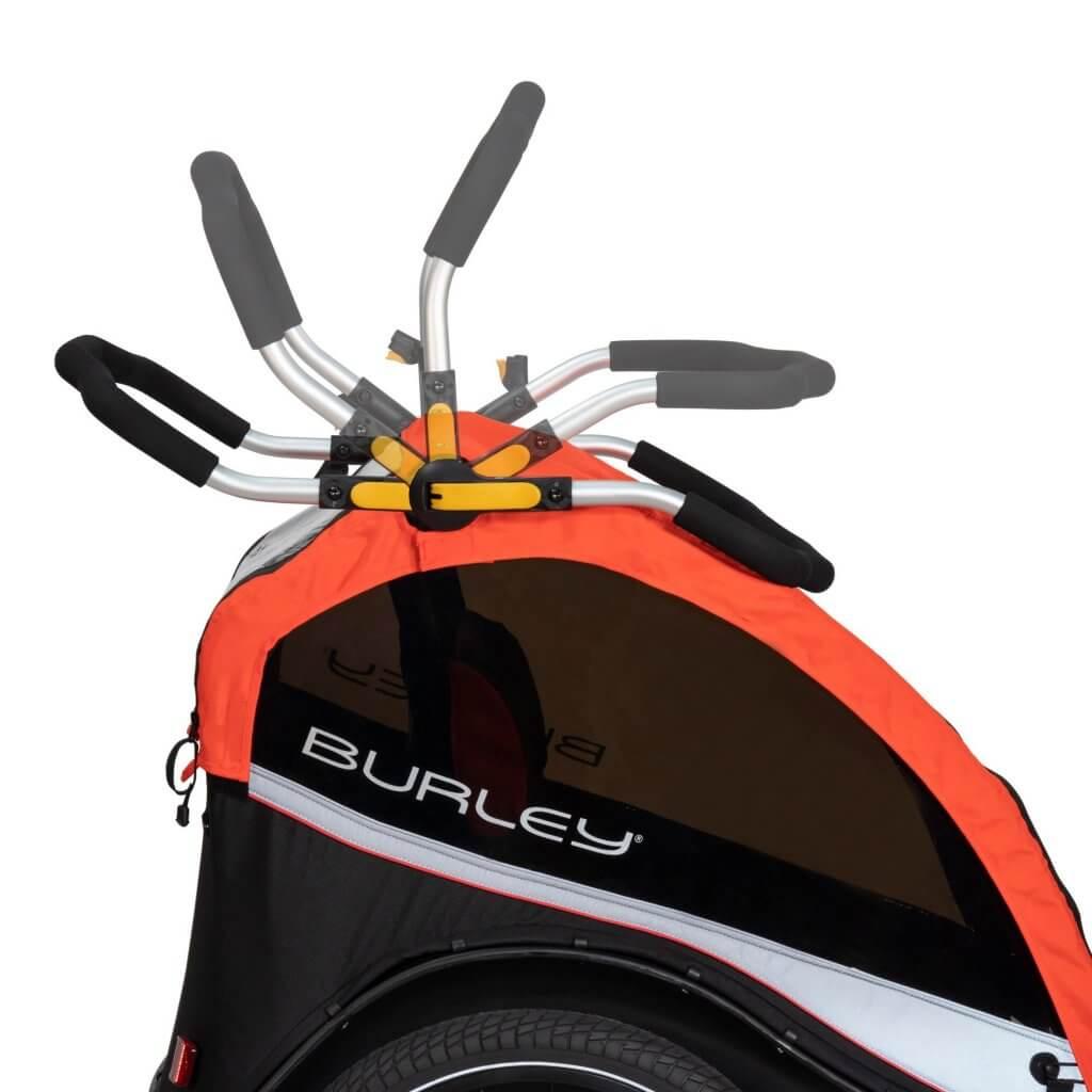 Burley Cub X Schieberstange