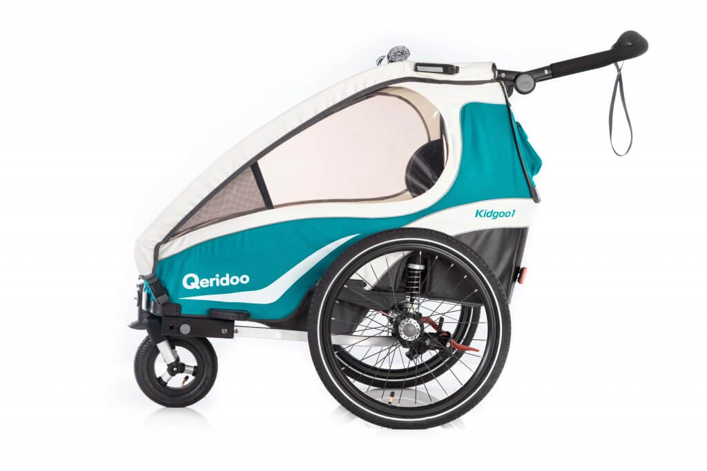 Qeridoo Kidgoo1 mit Buggy-Rad