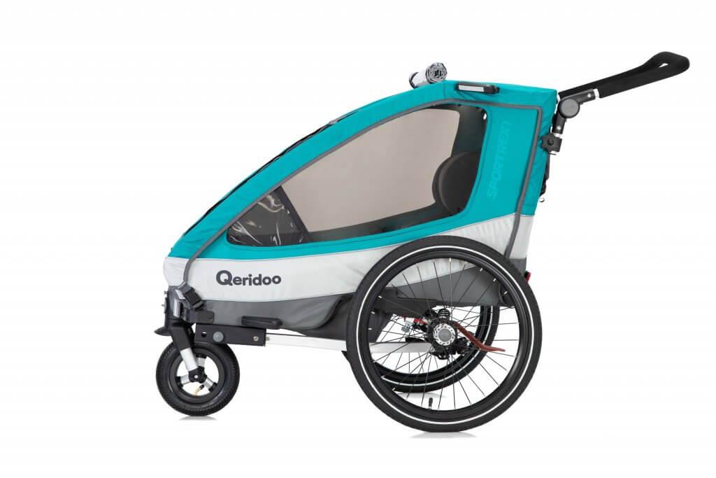 Qeridoo Sportrex1 Buggyrad