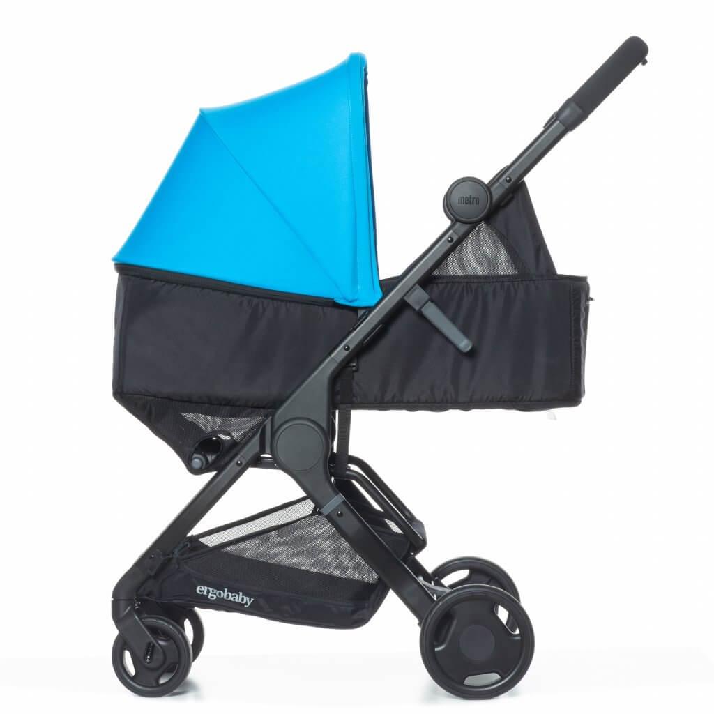 Ergobaby Metro Compact Newborn Kit Seitenansicht