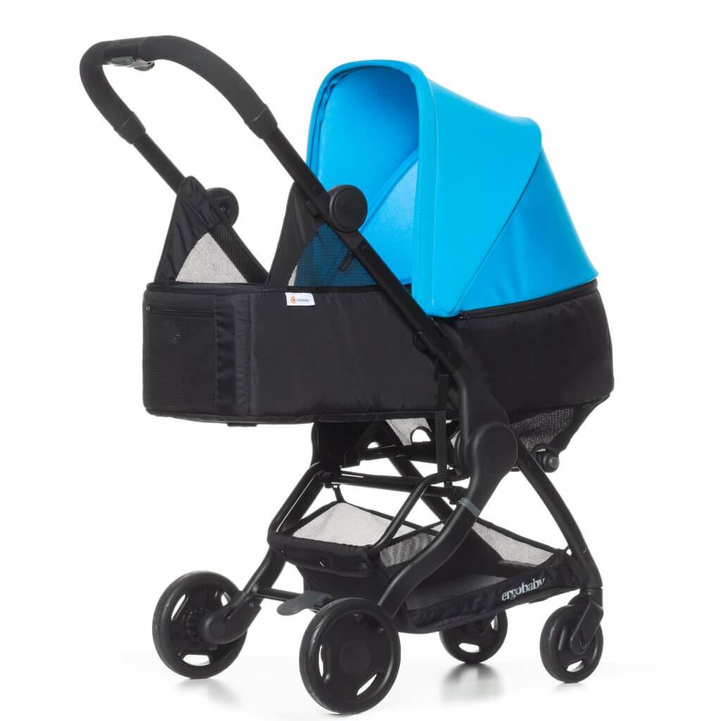 Ergobaby Metro Compact Newborn Kit Vorderansicht