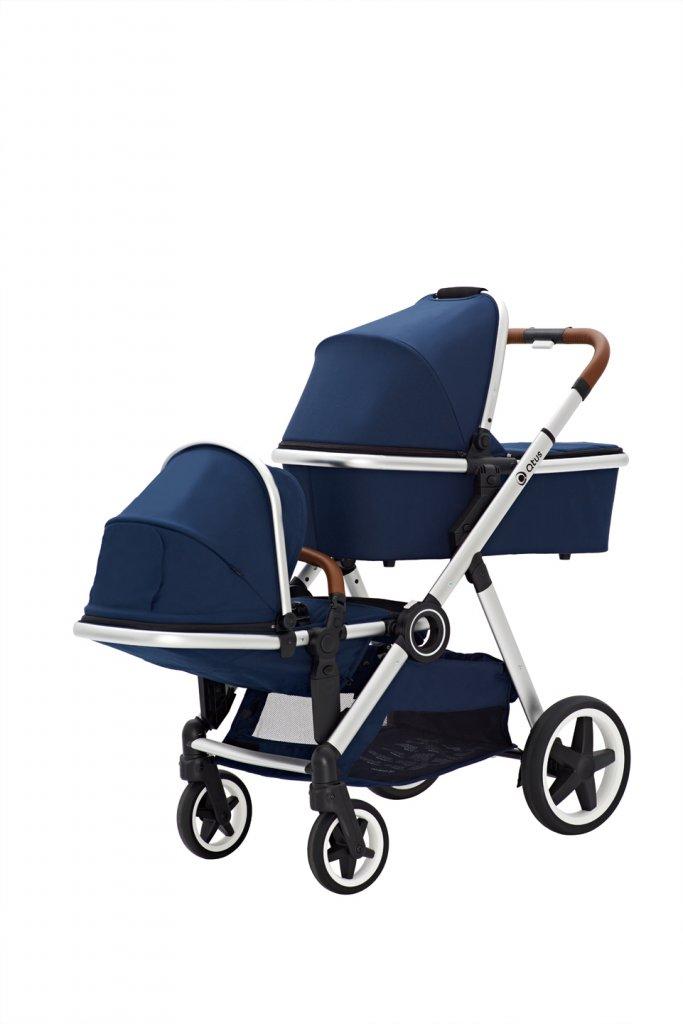 Qtus DuetPro Babywanne und Sitz