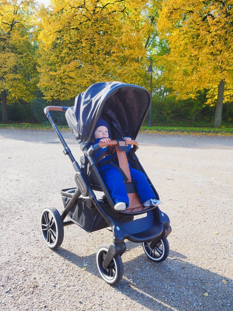 Teutonia TRIO Kinderwagen im Test