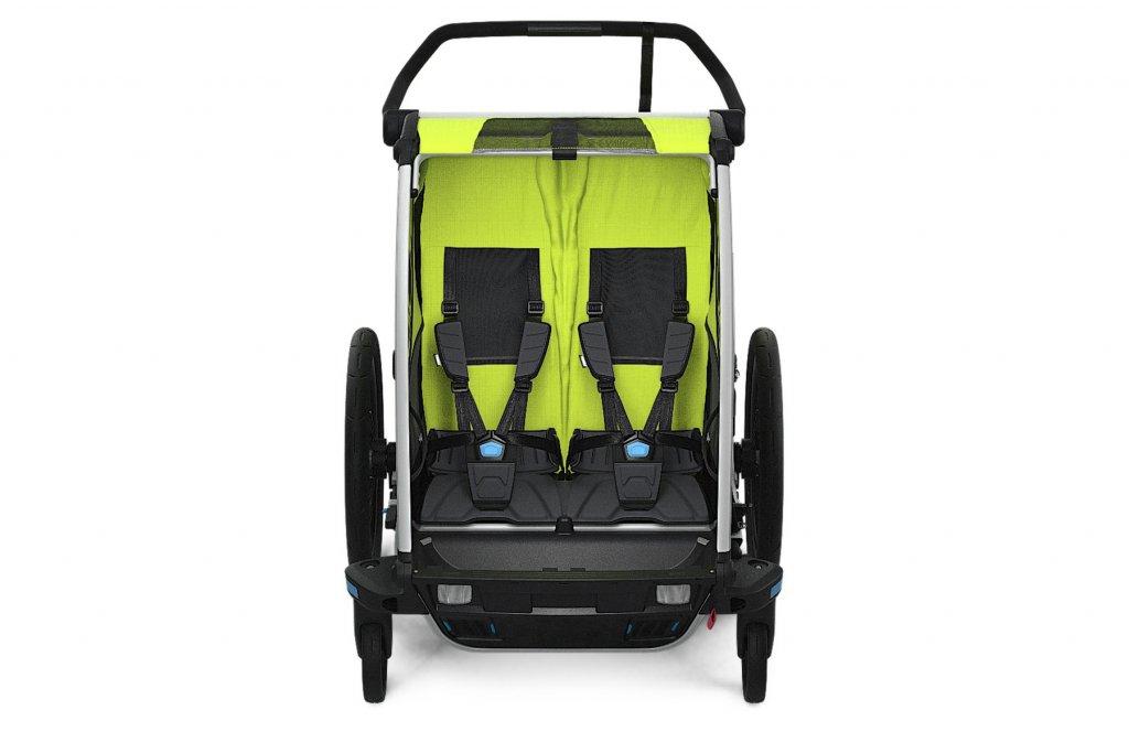 Thule Chariot Cab 2 Sitzraum