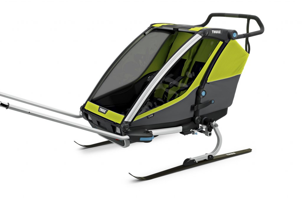 Thule Chariot Cab 2 Skibuggy