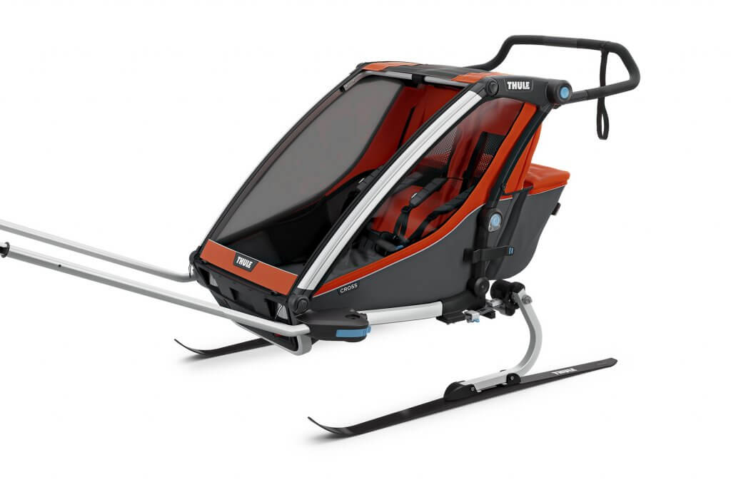 Thule Chariot Cross 2 Skibuggy