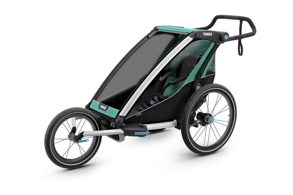 Thule Chariot Lite 1 als Jogger