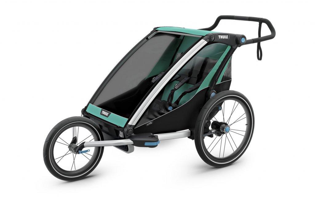 Thule Chariot Lite 2 als Jogger