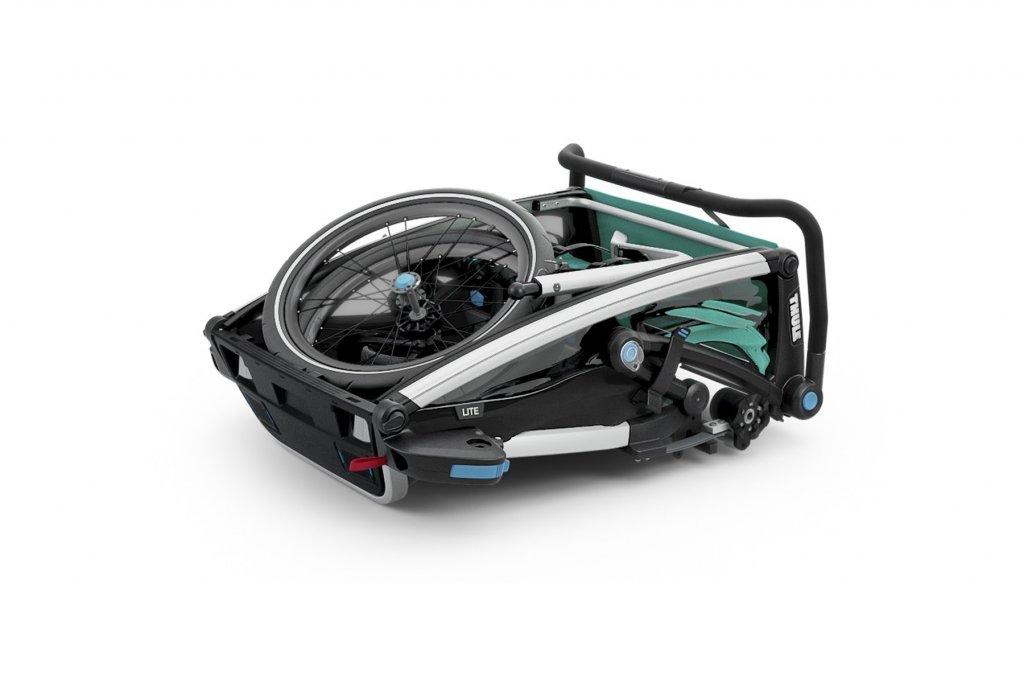 Thule Chariot Lite 2 zusammengefaltet