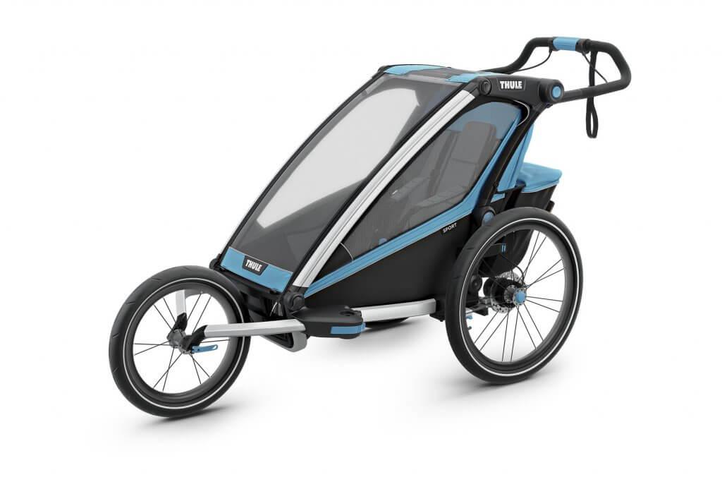 Thule Chariot Sport 1 als Jogger