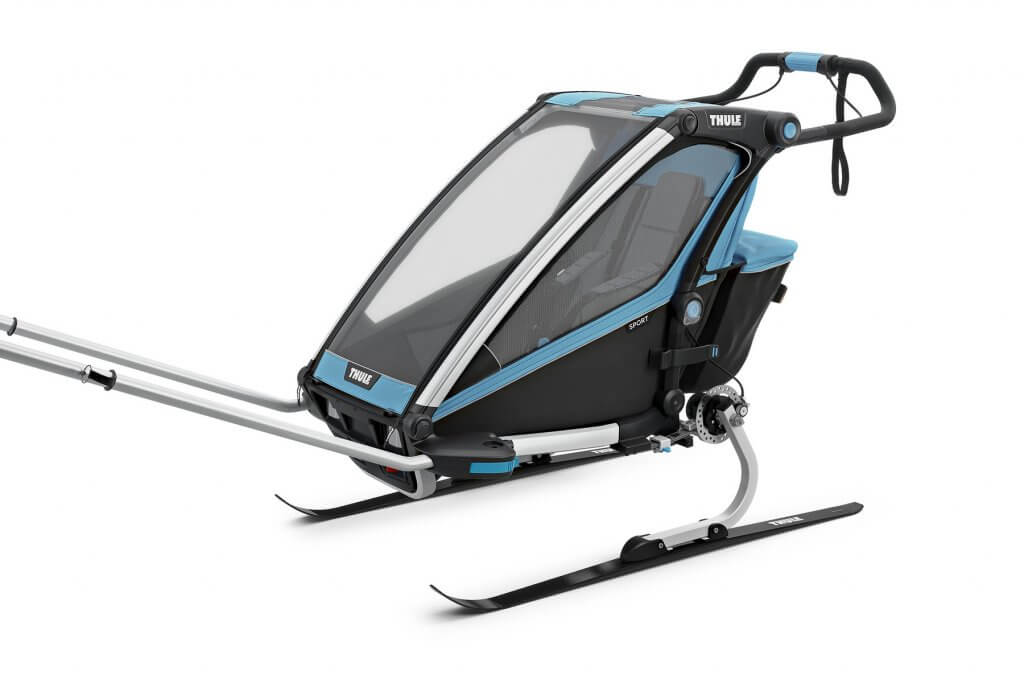 Thule Chariot Sport 1 Skibuggy