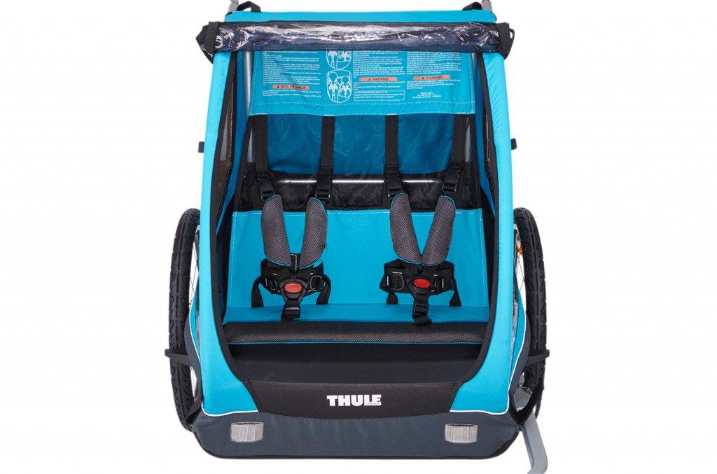 Thule Coaster XT Sitzraum