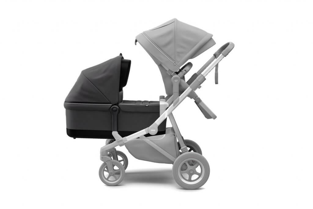 Thule Sleek Sitz und Babywanne